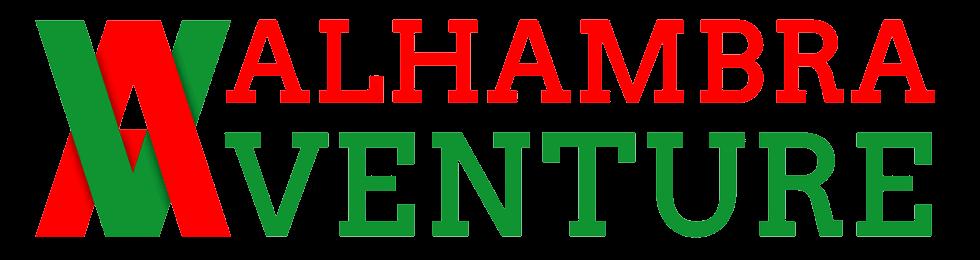 logotipo alhambra venture