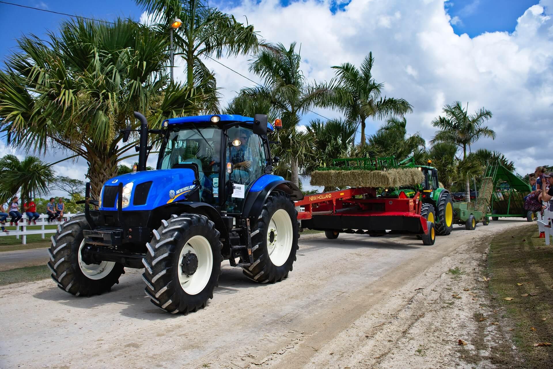 Nuevos requisitos para la homologación nacional de remolques agrícolas