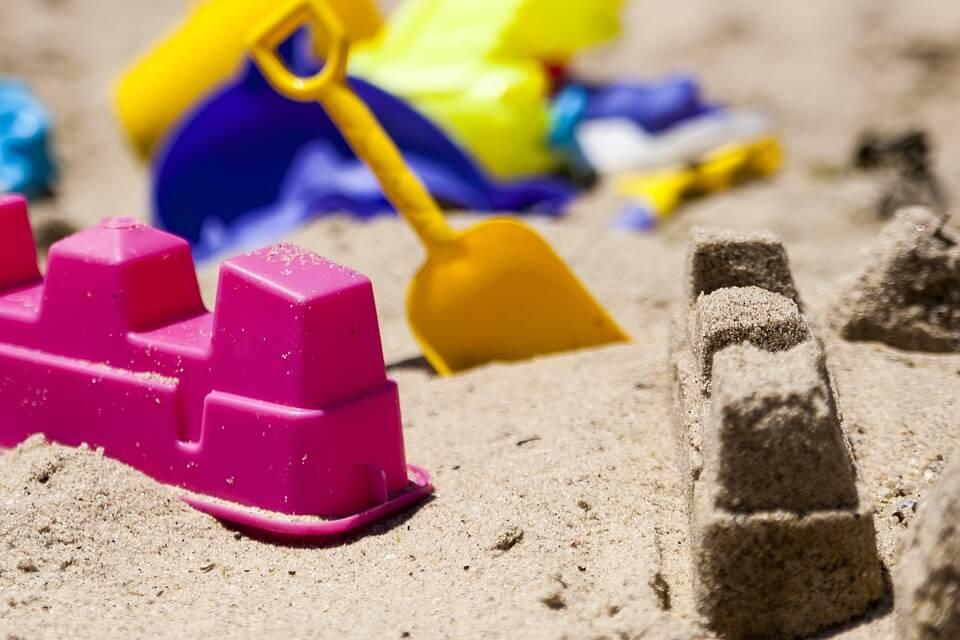 Marcado CE para juguetes de playa, ¿es obligatorio?
