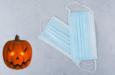 Mascarillas de halloween para niños: consejos